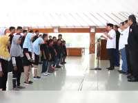Wakil Bupati Bojonegoro Berangkatkan Atlet Catur ke Kejurprov Jatim