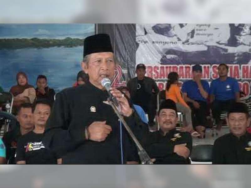 Ketua Bojonegoro Kampung Pesilat Serukan Masyarakat Jaga Persatuan dan Tolak Kerusuhan
