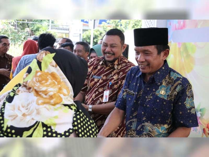 Kominfo Bojonegoro Gelar Gathering dan Halal Bihalal dengan Awak Media