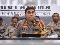 Polres Bojonegoro Datangkan Unit Penjinak Bom untuk Pengamanan Pilkades Serentak 2019