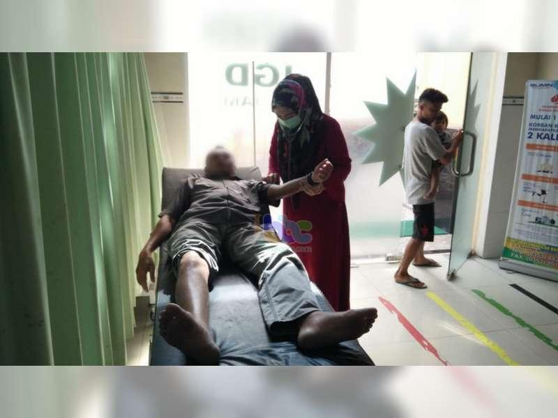 Kecelakaan Motor di Kalitidu Bojonegoro, Kedua Pengendara dan Seorang Pembonceng Luka-Luka