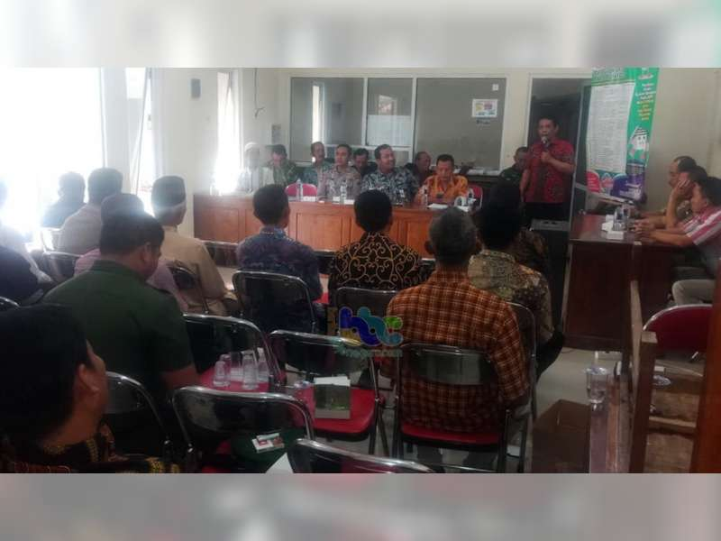 Pemilihan Kepala Desa Sukoharjo Kalitidu Bojonegoro Diputuskan Diundur 2020