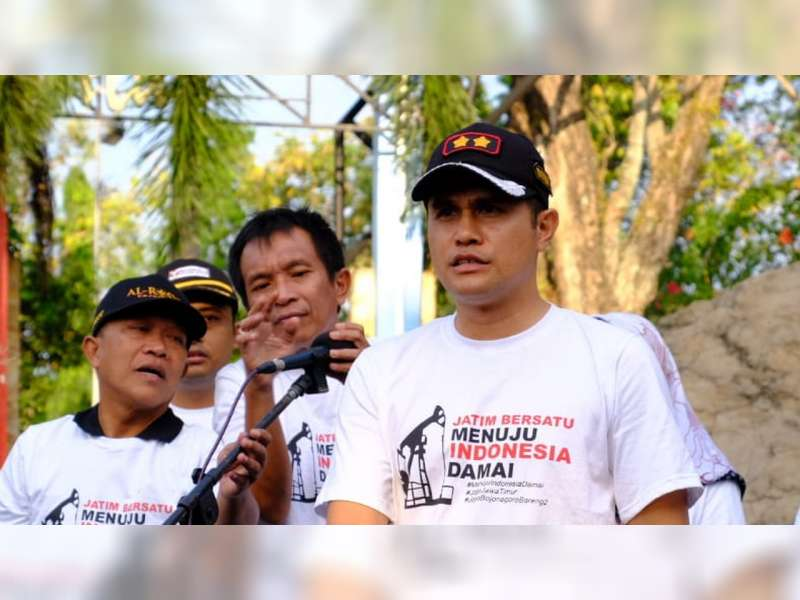 Kapolres Bojonegoro Imbau Tidak Ada Pengerahan Massa Besar-Besaran Dalam Kampanye Pilkades