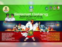 Inilah Jadwal dan Lokasi Pertandingan, Pekan Olahraga Provinsi Jawa Timur 2019