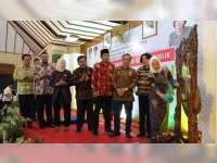 Peringatan HKIN di Bojonegoro, Komisi Informasi Pusat Launching Perki tentang SLIP Desa