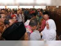 Sambung Tali Silaturahmi Sesama ASN, Pemkab Bojonegoro Gelar Halal Bihalal di Pendapa