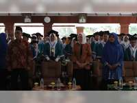 Bupati Hadiri Gelar Purna Wiyata dan Pelepasan Siswa-Siswi SD Muda Bojonegoro
