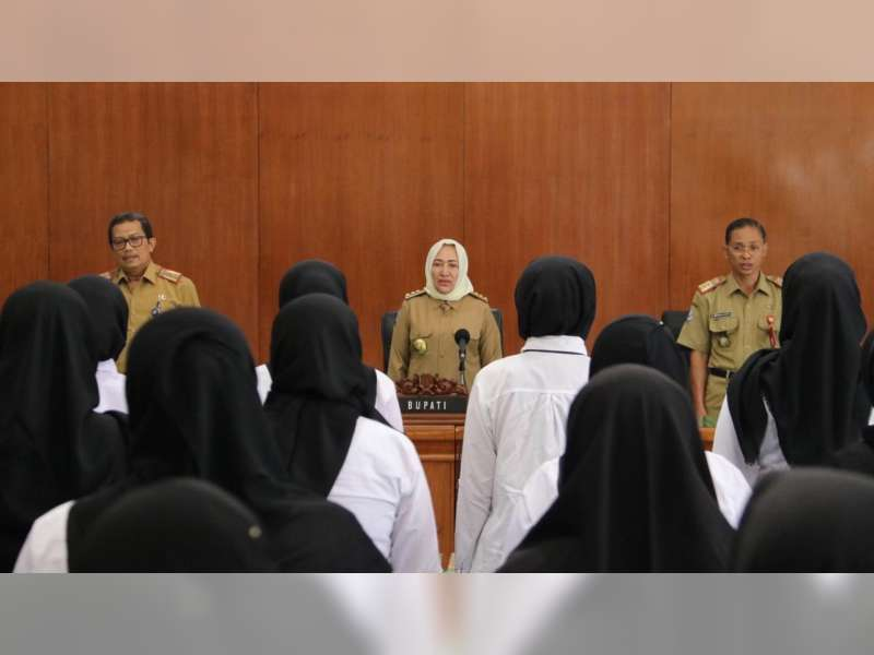 Tingkatkan Kualitas Pelayanan Tenaga Medis, Pemkab Bojonegoro Gelar Diklat PPGDON