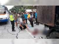 Tabrak Truk Parkir dari Belakang, Pemotor di Ngraho Bojonegoro, Tewas di TKP