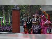 Bupati Bojonegoro Hadiri Tradisi Bhayangkara yang Digelar Polres Bojonegoro
