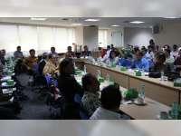 Bupati Bojonegoro Hadiri FGD Ketahanan Pangan Nasional yang Digelar Kadin Indonesia