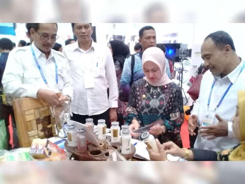 Dalam Pareran Apkasi di Jakarta, Produk Unggulan Bojonegoro Diserbu Pengunjung