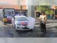 Polres Bojonegoro Berangkatkan Karya Wisata Anggota Perkumpulan Disabilitas Bojonegoro