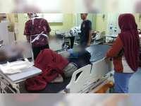 Tabrakan Motor di Kapas Bojonegoro, Seorang Pengendara Meninggal Dunia di Rumah Sakit