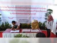 Pemerintah Kabupaten Bojonegoro Tandatangani MoU dengan PT INKA