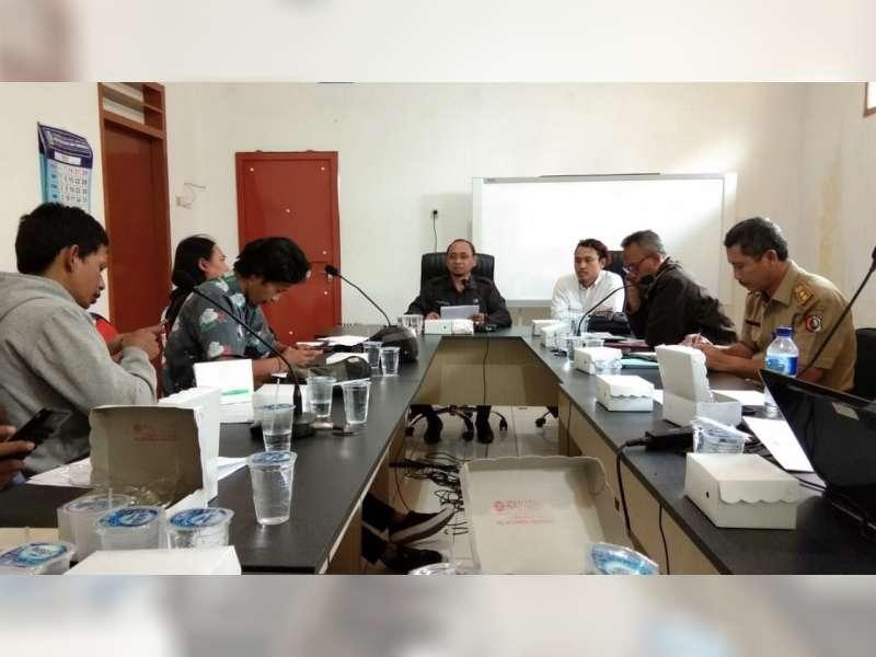 Tim Penyusun Pokok Pikiran Kebudayaan Daerah Kabupaten Bojonegoro, Gelar Rapat Perdana