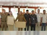 Pemkab Bojonegoro Bersama Taspen, Gelar Sosialisasi Ketaspenan pada PNS