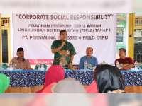Pelatihan PSRLB, Program CSR Pertamina EP Asset 4 Field Cepu Blora