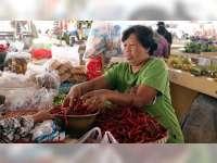 Musim Kemarau, Harga Cabai di Pasar Rakyat Blora Naik Tajam