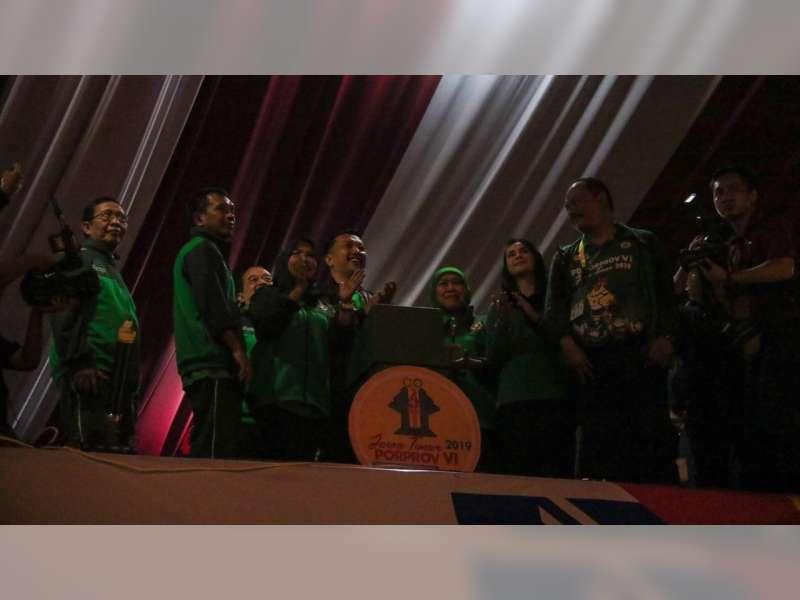 Closing Ceremony Porprov VI Jawa Timur 2019 Digelar di Stadion Tuban Sport Center
