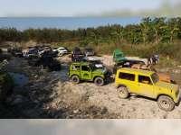 Ratusan Offroader Ikuti Bhayangkara Offroad Adventure Polres Bojonegoro
