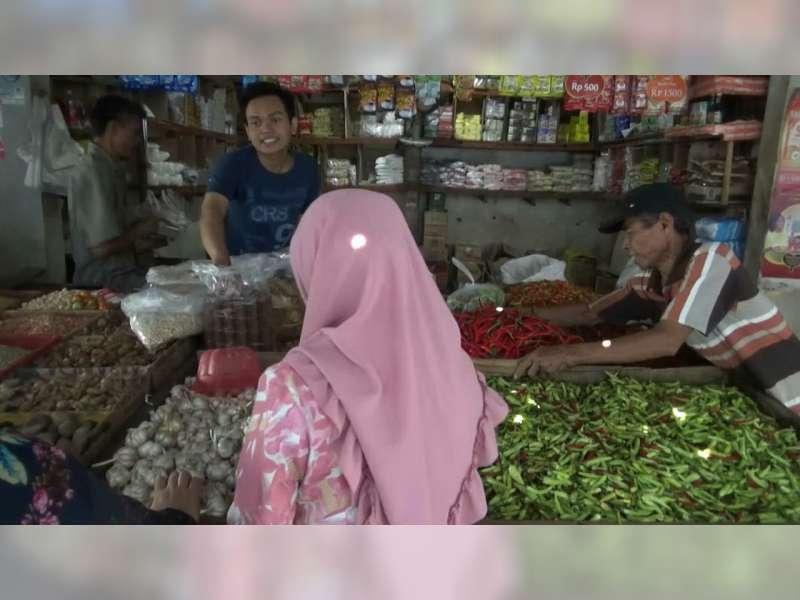 Jelang Iduladha Harga Cabai di Pasar Tradisional Bojonegoro Tembus Rp 60 Ribu Per Kilogram
