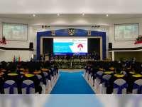 142 Mahasiswa Politeknik Energi dan Mineral, Akamigas Cepu Blora Diwisuda