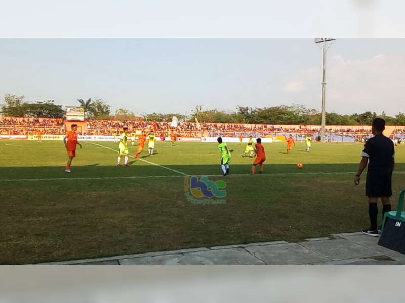 Pertandingan Uji Coba, Persibo Bojonegoro Taklukkan Arema Malang United 4-1