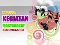 Rencana Kegiatan Masyarakat Bojonegoro 04 Agustus 2019