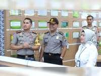 Deputi Bidang Pelayanan Publik Kemenpan RB, Kunjungan Kerja ke Polres Bojonegoro