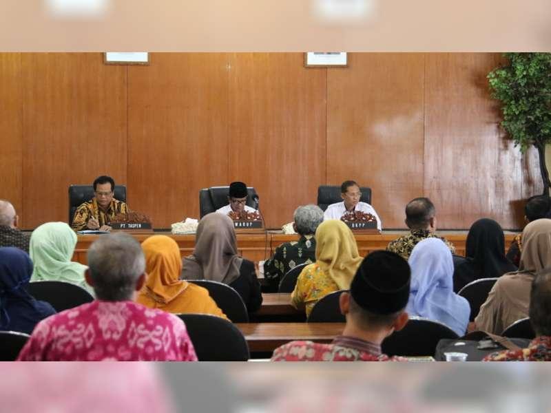 43 PNS di Lingkungan Pemkab Bojonegoro Jalani Masa Pensiun