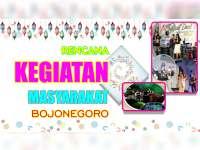 Rencana Kegiatan Masyarakat Bojonegoro 10 Agustus 2019