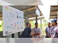 KKN Mahasiswa UGM Yogyakarta di Blora, Kembangkan Eduwisata Gama Technopark Palon