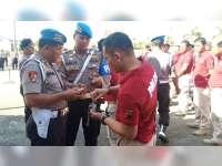 Mendadak, Propam Polda Jateng Razia Anggota Polres Blora