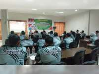 Pelatihan Manajemen Kepelatihan Olahraga Bagi Pelatih, Digelar di Bojonegoro