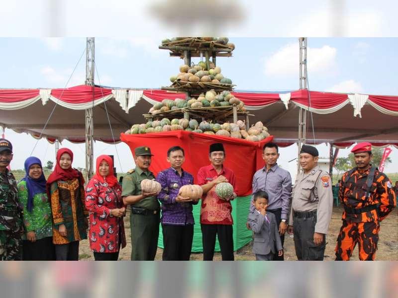 Festival Waluh Kembali Digelar di Desa Kumpurejo Kecamatan Kapas Bojonegoro