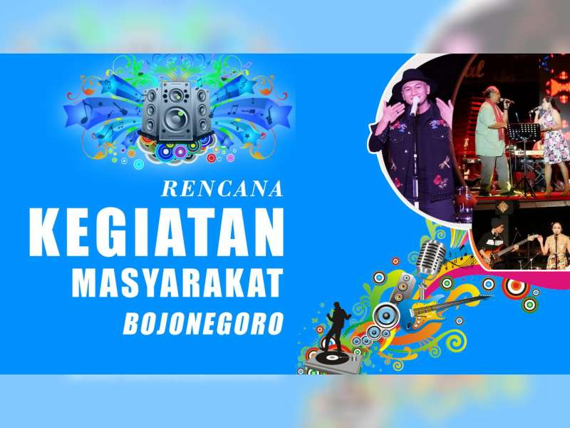 Rencana Kegiatan Masyarakat Bojonegoro 16 Agustus 2019