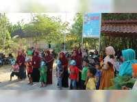 Lomba Hari Kemerdekaan di Rumah Belajar Kampung Ilmu Bojonegoro Berlangsung Seru