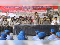 Goes to School Polwan Polres Bojonegoro, Ajak Pelajar Lawan Narkoba dan Kenakalan Remaja