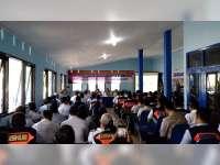 UPP Saber Pungli Kabupaten Bojonegoro, Gelar Sosialisasi di Dinas Perhubungan