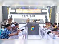 Tingkatkan Pelayanan, Polres Bojonegoro Gelar Forum Konsultasi Standarisasi Pelayanan Publik
