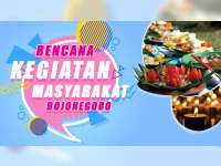 Rencana Kegiatan Masyarakat Bojonegoro 28 Agustus 2019