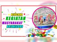 Rencana Kegiatan Masyarakat Bojonegoro 31 Agustus 2019