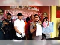 2 Orang Pelaku Penipuan Dengan Modus Gendam, Diamankan Polres Bojonegoro