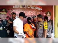 Seorang Pelaku Curanmor Diamankan Polisi Bojonegoro