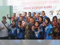 Kontingen Kecamatan Blora Raih Juara Umum Porkab Blora 2019