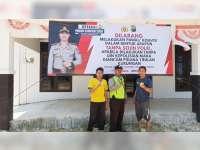 Anggota Polsek Sumberrejo, Aktif Sosialisasikan Maklumat Kapolres Bojonegoro