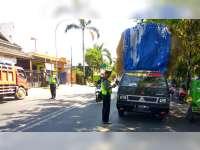 Hari Keduabelas Operasi Patuh, Sat Lantas Polres Bojonegoro Tindak 129 Pelanggar