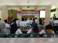 Giliran Kantor Kemenag Kabupaten Bojonegoro Dapat Sosialisasi dari UPP Saber Pungli