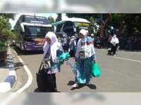 Jemaah Haji Asal Kabupaten Bojonegoro Tiba Kembali di Kampung Halaman